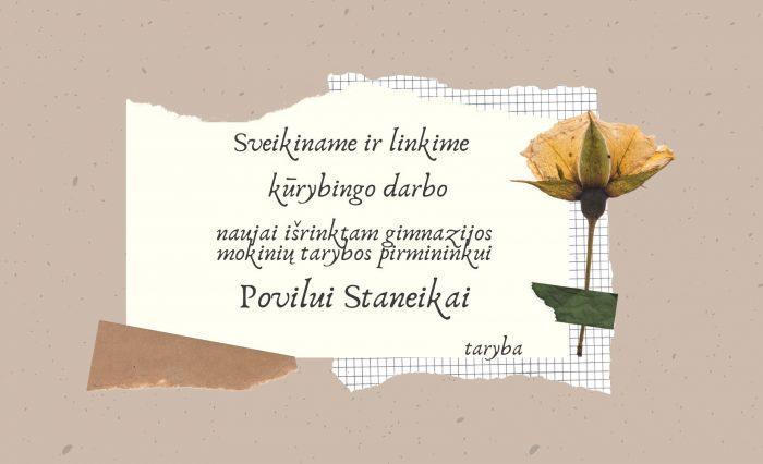 Povilas Staneika